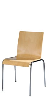 Moderne Stacking Chairs