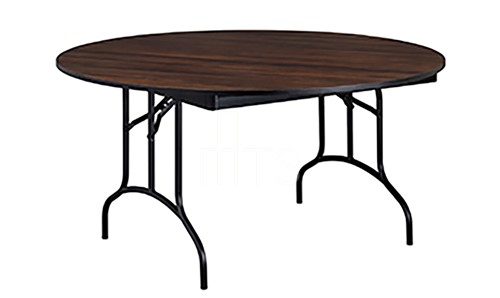 415 Round Arched Leg Banquet Table