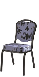 Como Stacking Chairs from MTS Burgess