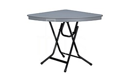 445 Quarter Round Banquet Table