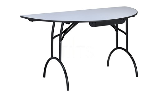465 Half Round Banquet Table