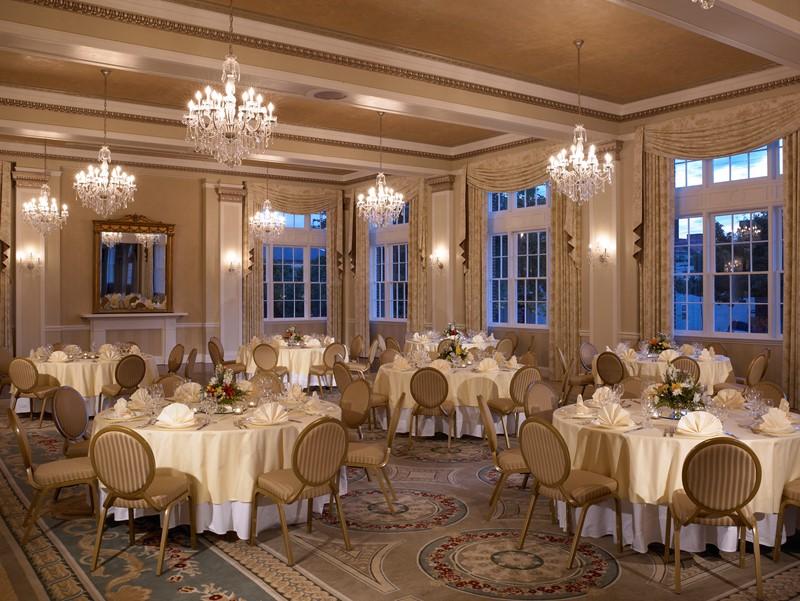 The George Washington A Wyndham Grand Hotel
